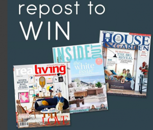 Choices Flooring – Win 1 of 5 prizes of a 6-month subscription to Australian House & Garden, Inside Out or Real Living