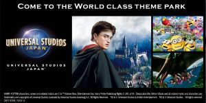 G'Day Japan – Win a trip to Universal Studios Japan valued at $4,000
