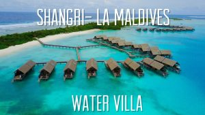 Luxury Escapes Travel – 'LE TV Shangri-La Villingili Resort & Spa – Win 5-night accommodation package in a Water Villa in Maldives valued at up to $12,975 (flights not included)