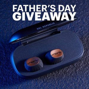SOL Republic Australia – Father's Day – Win a pair of Amps Air Wireless Earbuds