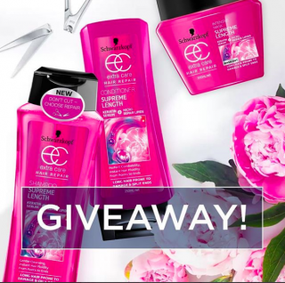 Schwarzkopf – Win 1 of 10 Extra Care Supreme Length range gift packs