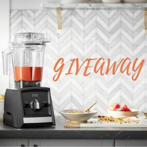 Vitamix – Win a Vitamix Ascent Series 3500i valued at $1,495