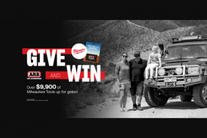 ARB Purchase gift card to – Win this Father's Day&#128104&#8205&#128103&#8205&#128102 (prize valued at $9,992)