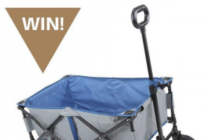 Australia Fair Shopping Centre – Win a Kmart Foldable Beach Trolley