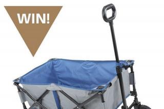 Australia Fair Shopping Centre – Win a Kmart Foldable Beach Trolley