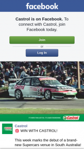 Castrol – Win a Castrol Merchandise Pack