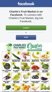 Charlie's Fruit Market – Win a $200 Voucher From Charlie's Fruit Market Everton Park