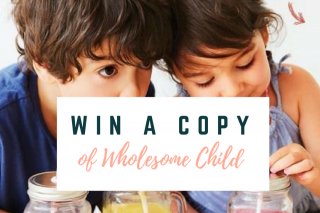 Child Blogger – Win You Must Like Child Blogger on Instagram Or Facebook (prize valued at $40)