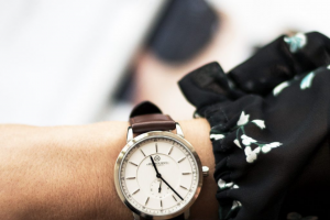 Couturing – Win a Timepiece Valued at $475 (prize valued at $475)