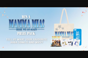 Dendy cinemas – Win a Mamma Mia Here We Go Again Pack