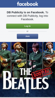 Double Pass to see Bootleg Beatles – Win a Double Pass to See The Bootleg Beatles Direct From London Perform at The Astor Theatre In Wa