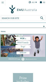Emu Australia – Win an Amazing Prize (prize valued at $11,500)