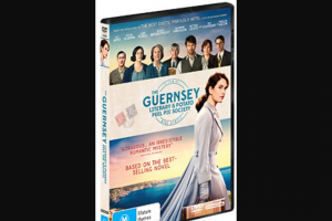 Femail – Win One of 10 Copies of The Guernsey Literary and Potato Peel Pie Society on DVD