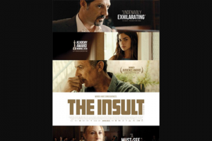 Femail – Win One of 20 X In-Season Double Passes to The Insult