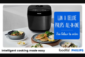 Foodiful – Win One of Four Phillips All In One Cookers Valued at $349.00 (prize valued at $349)