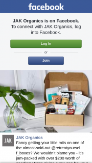 JAK Organics – Win a Box of $200 Worth of Goodies (prize valued at $20)