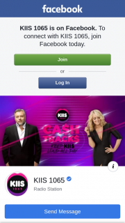 KIIS 1065 – Competition