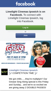 Limelight Cinemas Ipswich – Win One of Two Double Passes to Grease Special Screening