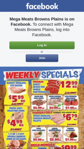 Mega Meats Browns Plains – Win a $50 Voucher