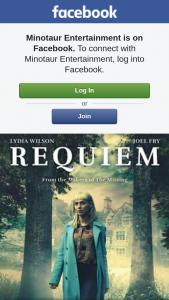 Minotaur – Win One of Ten Copies of Requiem on DVD