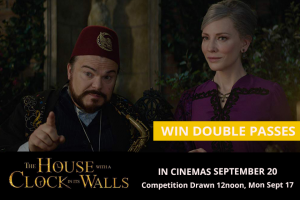 MyCityLife – Win a Double Pass to The House With a Clock In Its Walls