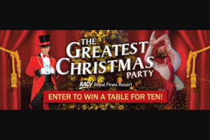 MyGC – Win a Table for Ten