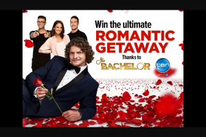 NOVA FM – Win The Ultimate Romantic Getaway for Two (prize valued at $11)