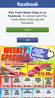 P&L Fresh Meats Oxley – Win $50.00 Worth of Free Meat