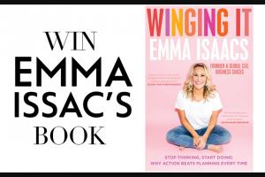 Profile mag – Win Emma Isaacs' Book (prize valued at $34.95)
