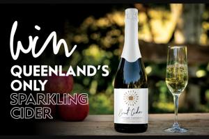 Profile mag – Win Queensland's Only Sparkling Cider (prize valued at $35)