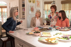 RACV – Win One of 20 Double Passes to See this Romcom Starring Four Hollywood Legends (prize valued at $880)