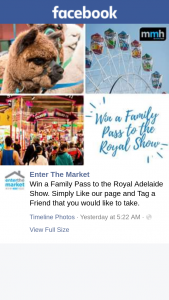 Royal Adelaide Show – Win a Family Pass to The Royal Adelaide Show