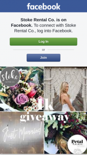 Stoke Rental Co – Win a $200 Hire Voucher From Stoke Rental Co and $150 Worth of Floral Styling From Petal Lane Studio (prize valued at $350)
