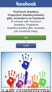 Tiny touch Jewellery – Win a $50 Voucher Last Comment Wins