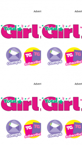 Total Girl – Competition (prize valued at $1,150)