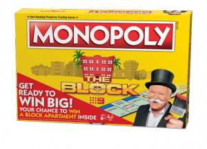 9Now – Monopoly The Block Special Edition – Win a Block Apartment
