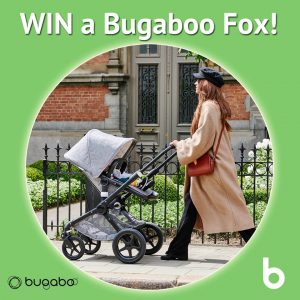 Babyology – Win a Bugaboo Fox Classic valued at $1,999