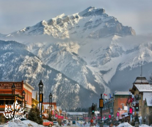 Blue Powder – Win a ski trip for 2 to Banff National Park valued at over $3,000