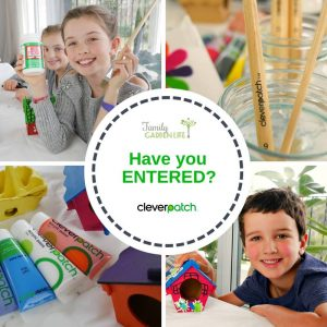 Family Garden Life – Win an amazing kit from CleverPatch valued at over $111
