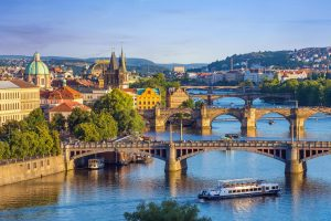 General Assembly – Go Places: Prague – Win a trip for 2 to Prague valued at $5,000