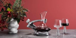 Lifestyle – Win a Carrol Boyes designer glass decanter set valued at $495