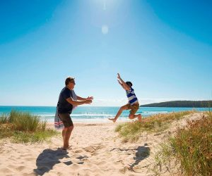 Now to Love – Win a family trip for 4 to Pambula Beach valued at up to $5,000