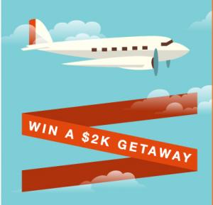 Sky Zone – Win a $2,000 Flight Centre voucher