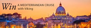Viking River Cruises Australia – Win an Iconic Western Mediterranean Cruise for 2 valued at $6,000