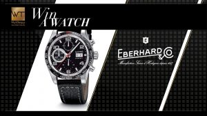 WorldTempus – Win an Eberhard & Co. Champion V Grande Date watch valued at CHF 3,690