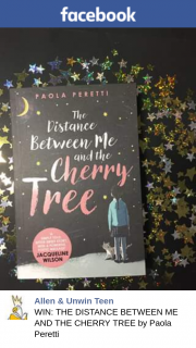 Allen & Unwin The Distance Between Me & the Cherry Tree – Competition