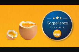 Australian Eggs – Win $1000 Need to Nominate Cafe Or Restaurant and Upload Pic of Dish
