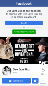 Dee Jaye Bux & PBR Beaudesert Qld – Like Tag & Share to – Win Tickets & Merchandise