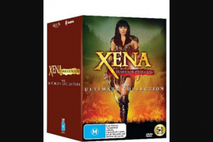 Girl and Via Vision – Win One of 2 X Xena Warrior Princess Ultimate Collection DVD Box Sets Valued at $199.95 Each (prize valued at $199.95)