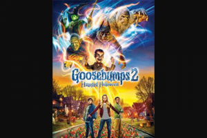 Girl – Win One of 20 X In Season Tickets to Goosebumps 2 Haunted Halloween